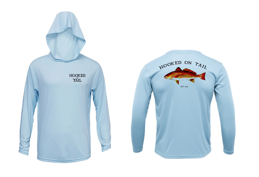 Redfish Hooded Longsleeve