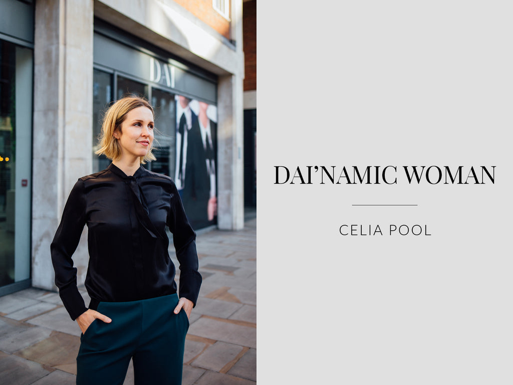 Dai'namic Woman: Celia Pool