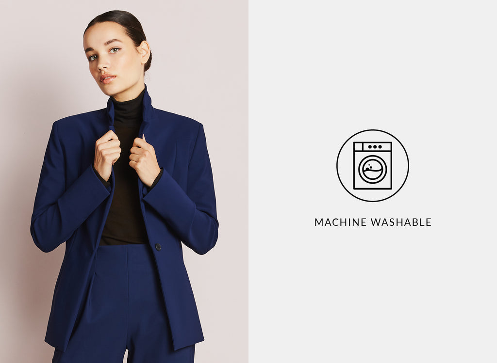 How to Machine Wash Your Dai Blazer