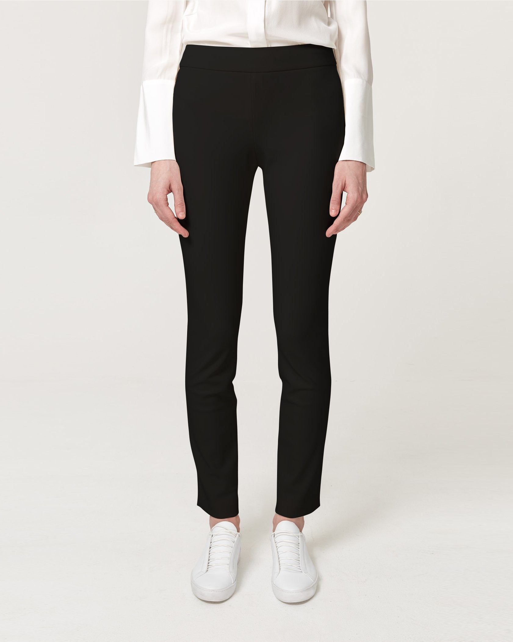 Straight Up Pant Black