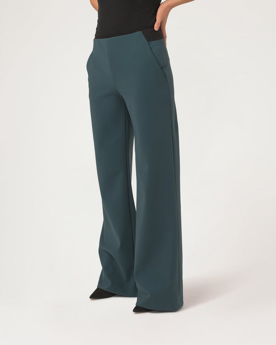 Collateral Pant Deep Seafoam