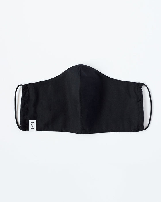The Everyday Mask Cotton Black