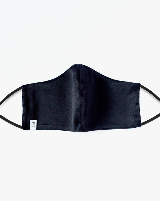 The Majestic Mask Silk Black/Midnight