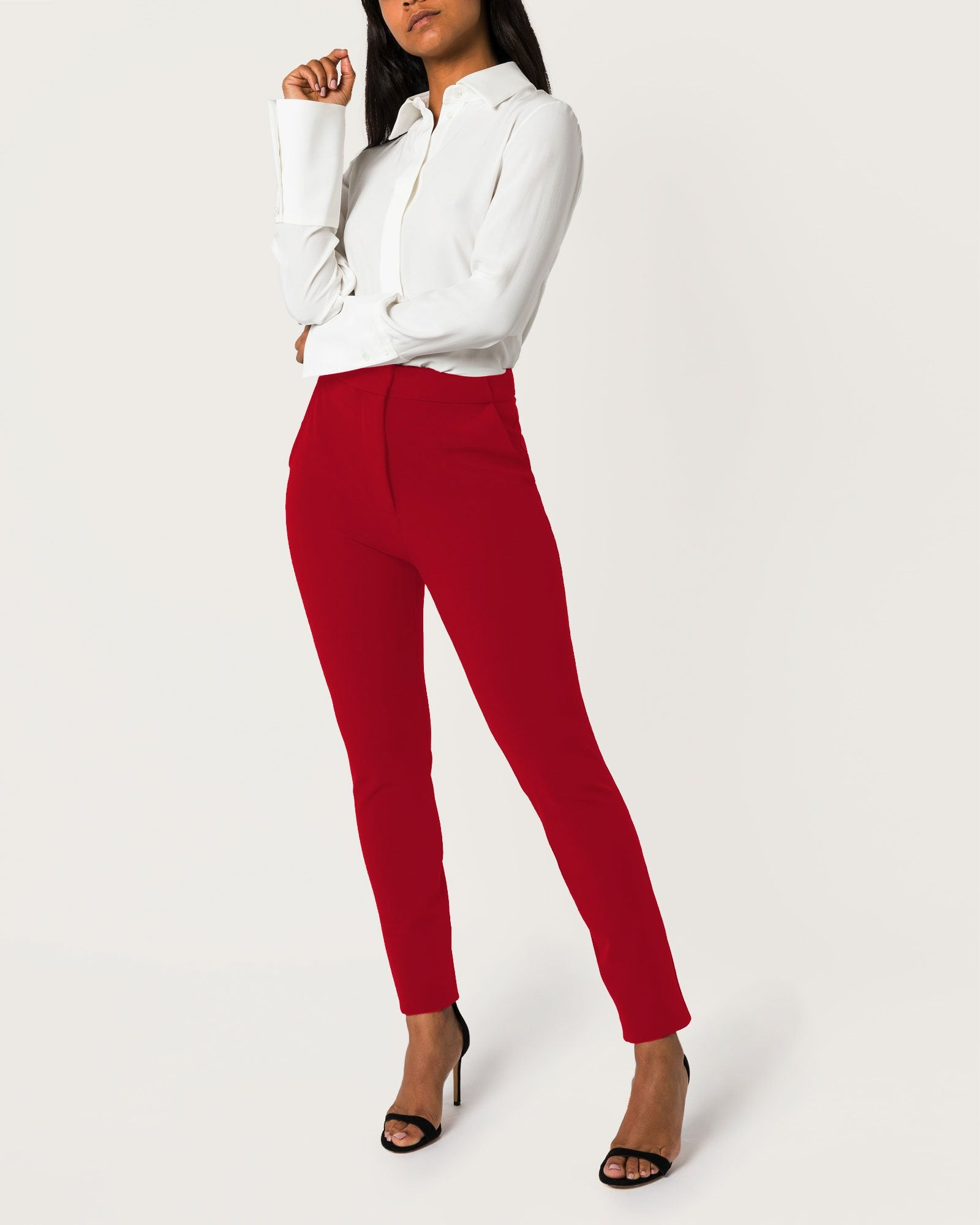 High Power Move™ Pant Crimson