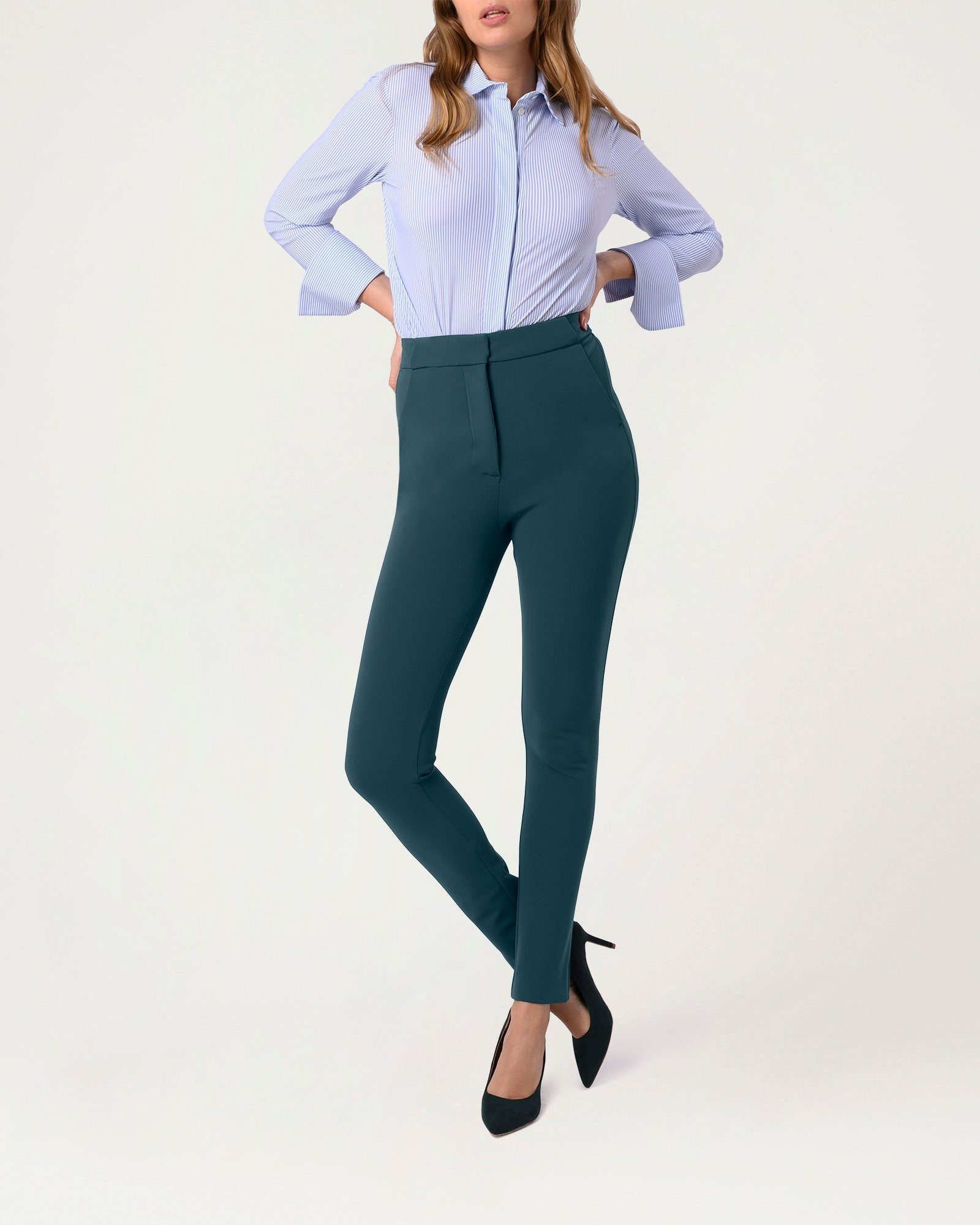Power Move Pant Deep Seafoam 2.0