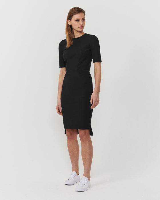 Fundamental Dress Black