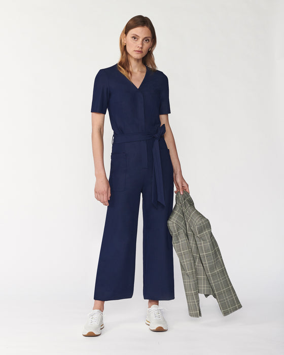 Jumpstart Jumpsuit Midnight