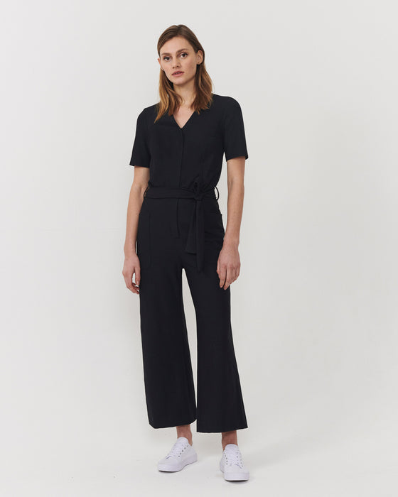 Jumpstart Jumpsuit Black