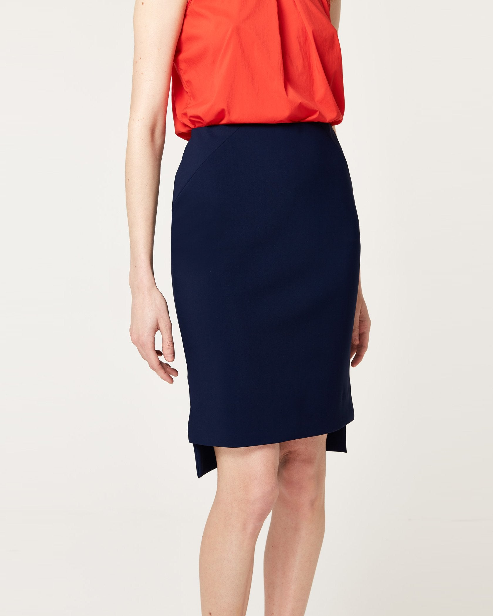 Kick Off Skirt Midnight