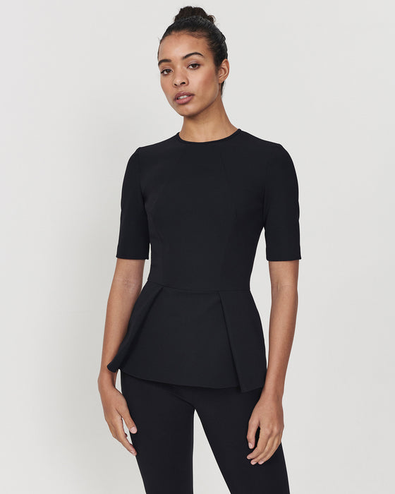Pep Top Black