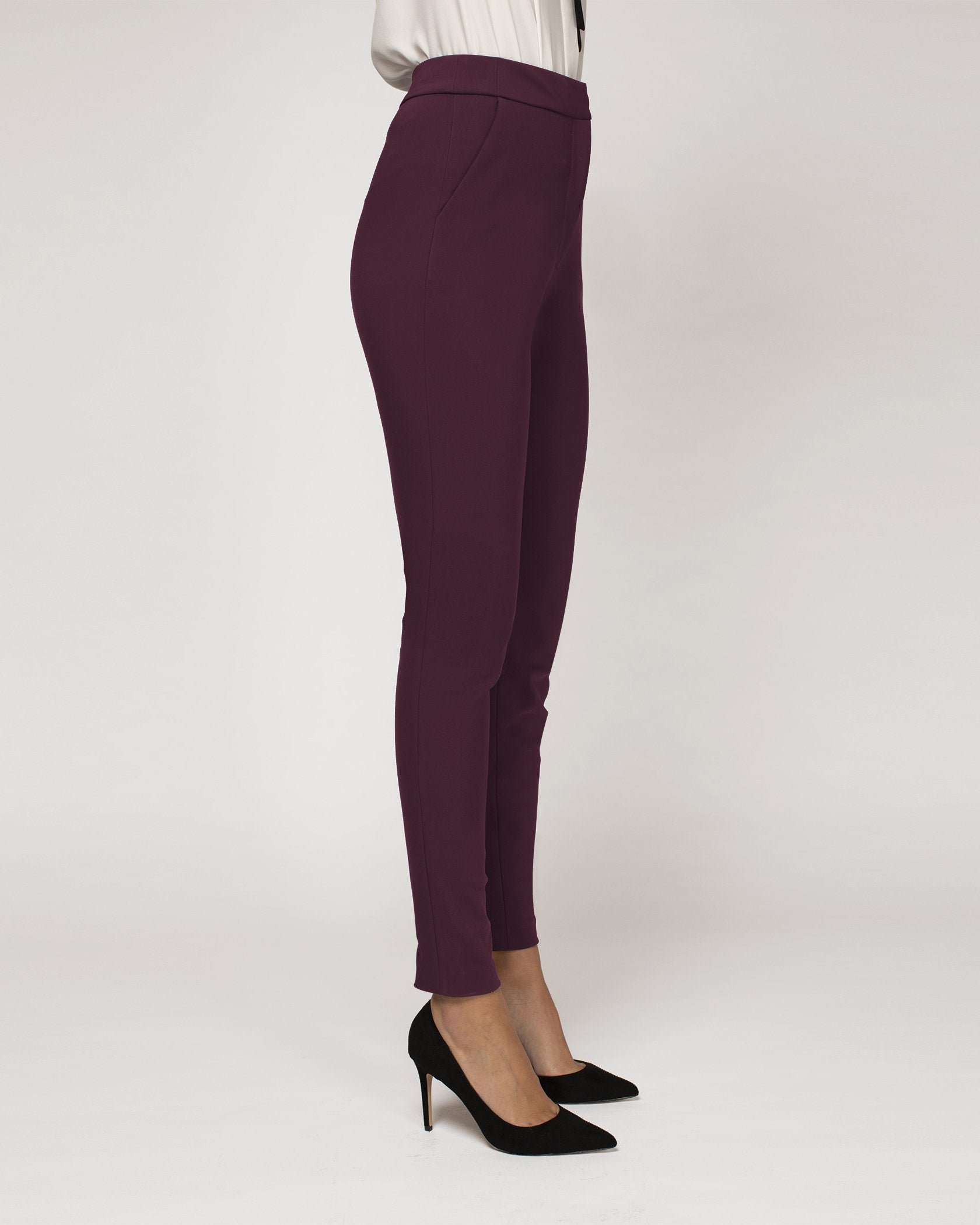 High Power Move Pant Plum