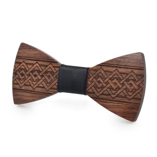 Men's Wooden Bow Tie 005
