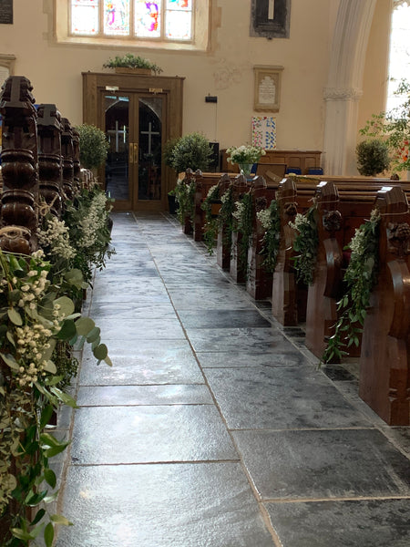 Church Aisle