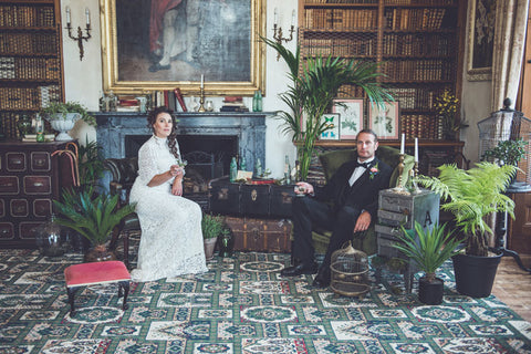 Victorian Botanical Wedding
