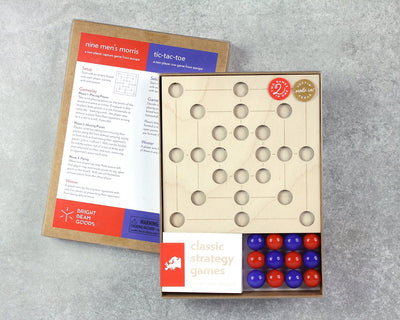 Europe marble game in packaging