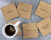 Greatest hits mistaken lyrics coasters unpackaged