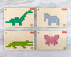 Animal Pentomino Puzzle Assortment