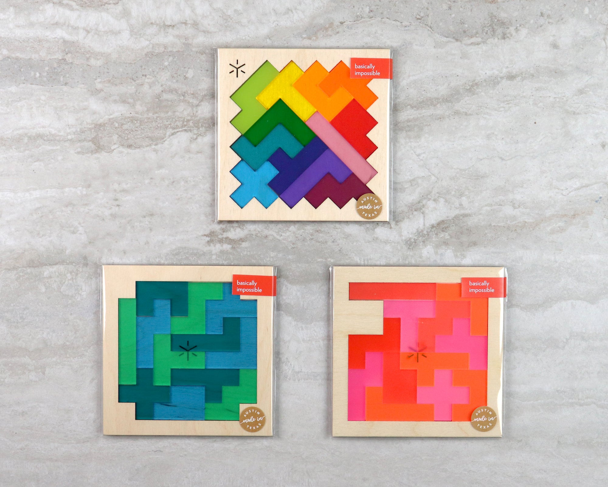 Pentomino Puzzle Assortment
