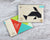 Orca tangram puzzle in packaging