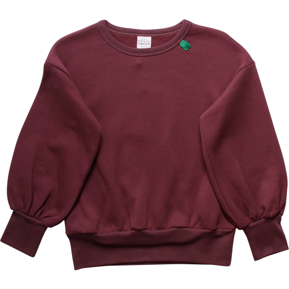 Fred´s World by green cotton Pullover plum