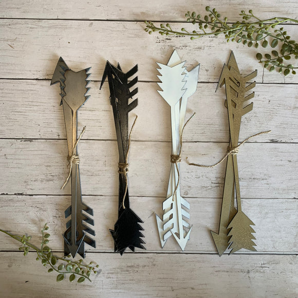 Bundle of Metal Arrows | Set of 3 - HOD1006