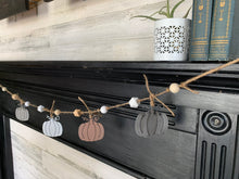 Load image into Gallery viewer, Small Garland Fall Individual Pumpkin Charms  - Choose Your Colors | FA1008