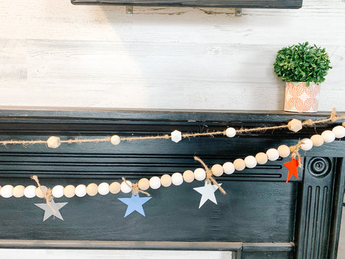 Stars Garland Charm SOLD INVIDUALLY