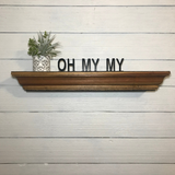 Shelf Words - General Home Decor