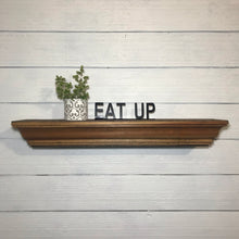 Load image into Gallery viewer, Shelf Words - Kitchen Bar | Metal Shelf Decor - KB1002
