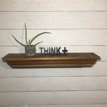 Load image into Gallery viewer, Shelf Words - Inspirational | Metal Shelf Decor - SD1016