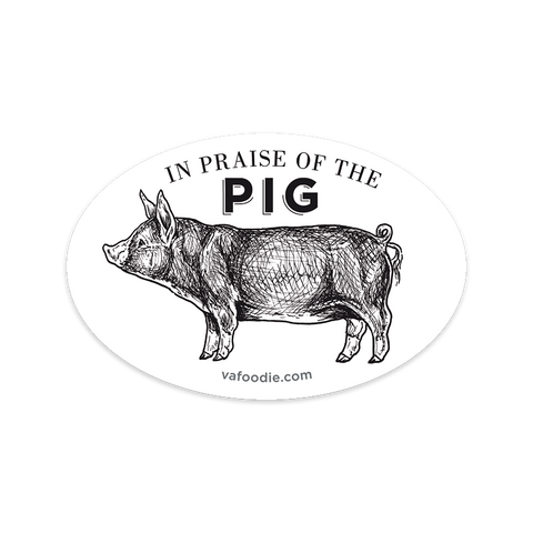In Praise of the Pig Sticker