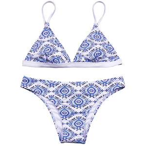 Styleibuy 2018 Women Sexy Bikini Swimsuit  Small to Plus Size Two-Pieces - BJN030 - Styleibuy Online Shop