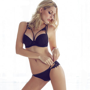 Styleibuy - Sexy Women Bra Set 3/4 Cup adjustable For Women A B C D - Styleibuy Online Shop
