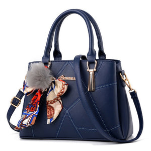 Styleibuy-2019 women Shoulder BagVintage Casual Tote Fashion Leather Messenger Bags-BAG103 - Styleibuy Online Shop