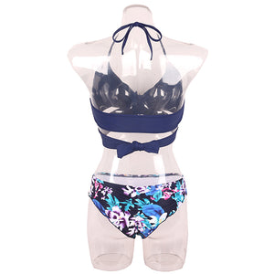 Styleibuy 2018 Women Sexy Bikini Swimsuit  Small to Plus Size Two-Pieces - BJN021 - Styleibuy Online Shop