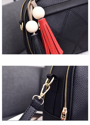 Styleibuy-2019 women Shoulder Bag  Message Handbag Fashion Top-Handle Small Casual Totes-BAG092 - Styleibuy Online Shop