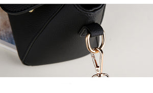 Styleibuy-2019 women Shoulder Bag Fashion Mini Message Bag for Teenager Girls With Sequined Lock -BAG085