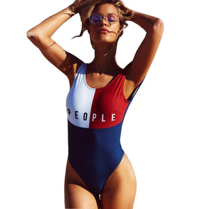 Styleibuy 2018 Women  One-Pieces Sexy Swimsuit Swim Wear - LTYZ014 - Styleibuy Online Shop