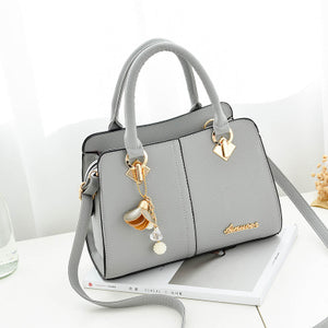 Styleibuy-2019 Women Shoulder Bag hardware ornaments solid casual messenger bag-BAG120 - Styleibuy Online Shop
