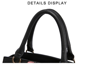 Styleibuy-2019 Women Shoulder Bag Vintage Causal Totes High Quality Dames PU Handbag -BAG114 - Styleibuy Online Shop