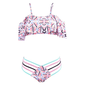 Styleibuy 2018 Women Sexy Bikini Swimsuit  Small to Plus Size Two-Pieces - BJN024 - Styleibuy Online Shop