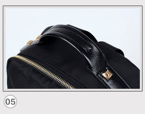Styleibuy-2019 Women Fashion Backpack PU soft leather casual For Girls -BAG060 - Styleibuy Online Shop