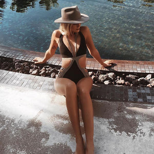 Styleibuy 2018 Women  One-Pieces Sexy Swimsuit Swim Wear - LTYZ011 - Styleibuy Online Shop