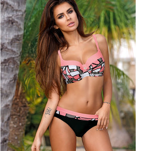 Styleibuy 2018 Women Bikini Swimsuit  Small to Plus Size Two-Pieces - BJN007 - Styleibuy Online Shop