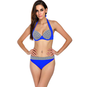 Styleibuy 2018 Women Sexy Bikini Swimsuit  Small to Plus Size Two-Pieces - BJN034 - Styleibuy Online Shop