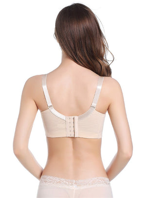 Styleibuy Women Push Up Brassiere Ladies  B C D E F Cup Bra - Styleibuy Online Shop