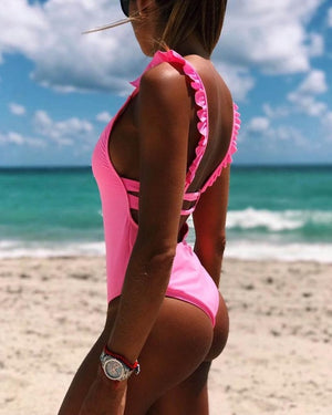 Styleibuy 2018 Women  One-Pieces Sexy Swimsuit Swim Wear - LTYZ003 - Styleibuy Online Shop