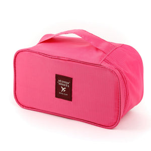 Styleibuy-2019 cosmetic bag makeup organizer underwear bra travel storage bags  -BAG106 - Styleibuy Online Shop