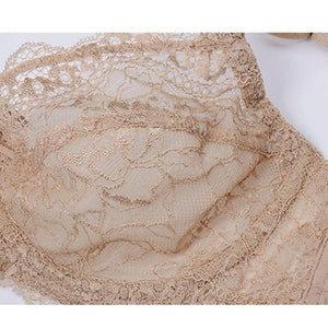 Styleibuy Top Quality Sexy Underwear Women Lace Floral unlined Bras - Styleibuy Online Shop