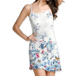 Styleibuy Women Slim Fit Mini Casual Dress - DDSS004 - Styleibuy Online Shop